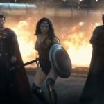 Superman, Wonder Woman, Batman