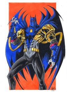 """Batman """"zastępczy"""""""