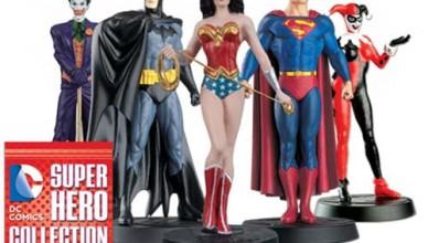 DC Eaglemoss - kolekcja figurek