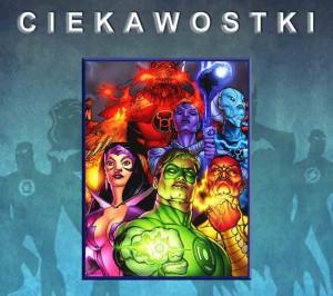 Pierścienie mocy DC Comics