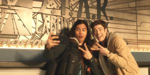 Barry i Cisco na Ziemi-2