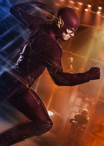 """The Flash w zapowiedzi """"Fight Club"""""""