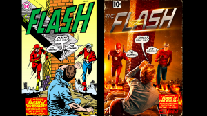 """The Flash"" składa hołd klasyce"