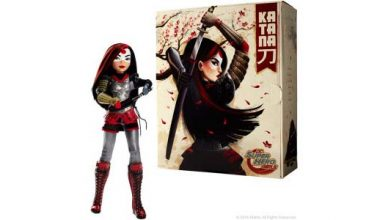 Figurka Katanna DC Comics