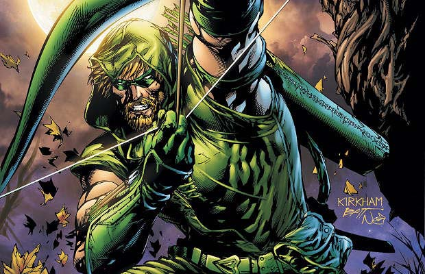 Green Arrow - Olivier Queen