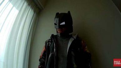 Batman Mech Hełm
