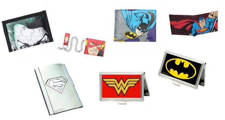 Portfele DC Comics