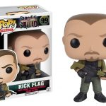 Figurka POP Suicide Squad - Rick Flag