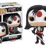 Figurka POP Suicide Squad - Katana