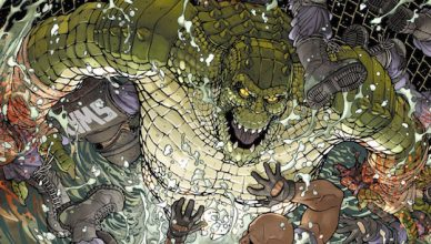 Killer Croc DC Comics