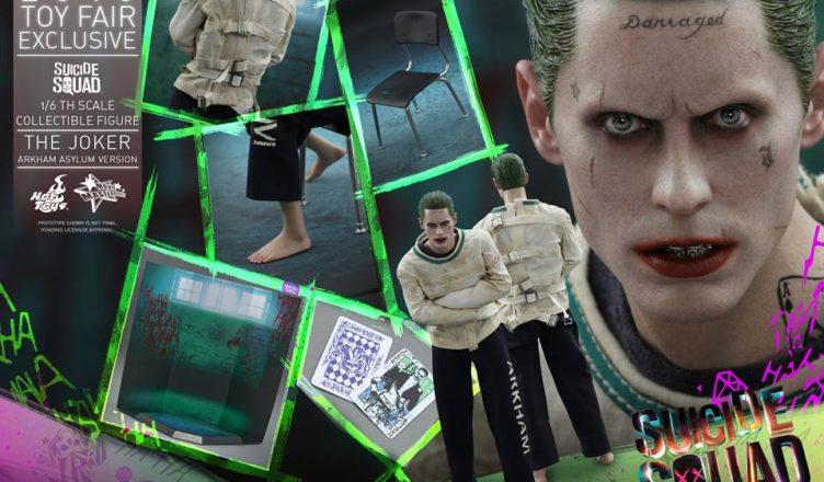 Joker Suicide Squad Jared Letto FIgurka 1/6th