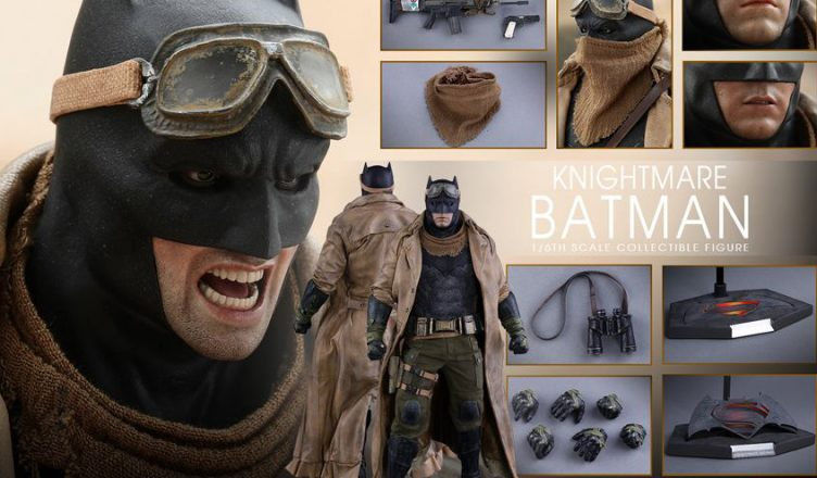 Figurka Hot Toys Kinghmare Batman