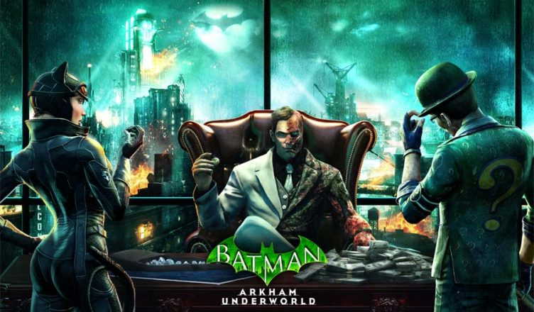 Batman Arkham Underworld