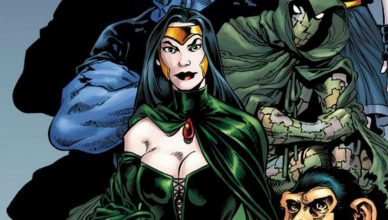 Enchantress DC Comics