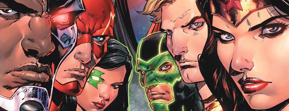 Komiksy DC Comics