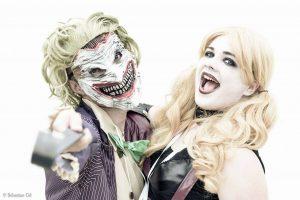 Joker i Harley Quinn - Funidelia