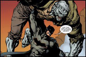 Bat-nokaut Solomona Grundy'ego