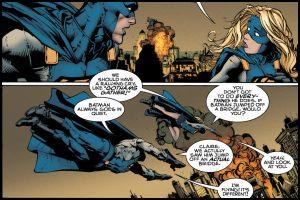 """""""Gothams gather!"""""""