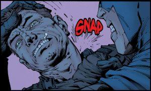 Gotham przekracza granicę