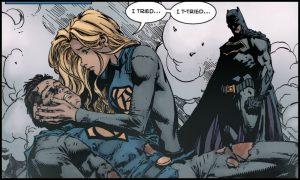 Gotham umiera