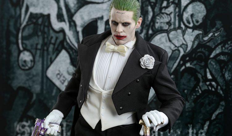 Joker Hot Toys Figurka Suicide Squad