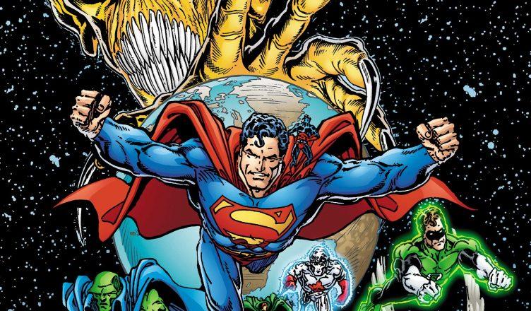 Invasion! DC Comics