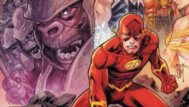Flash: Inwazja Goryli