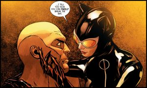 Catwoman zdradza Batmana