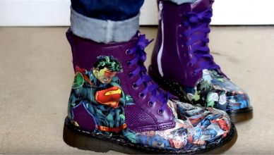 buty superman