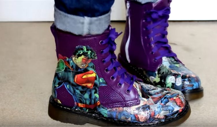 buty superman