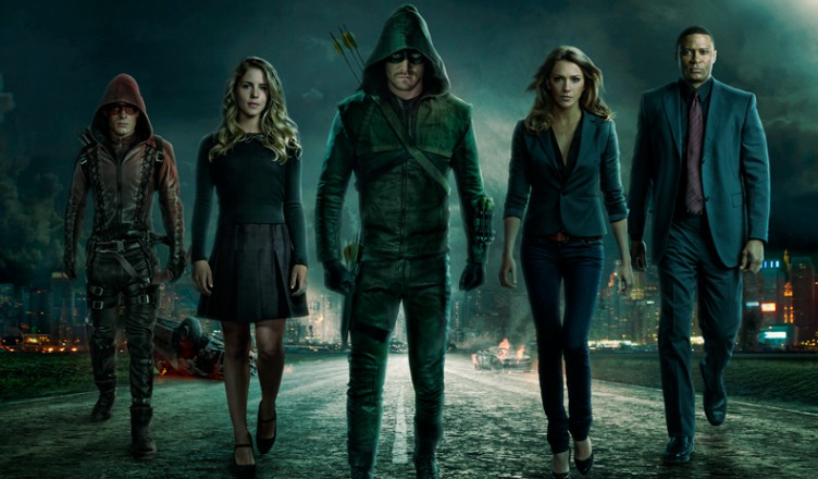 Arrow - Sezon 3