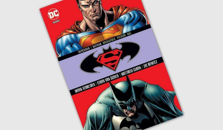 Superman Batman tom 5 Wrogowie pośród nas