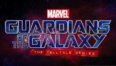 Logo Guardians of the Galaxy od Tellatale