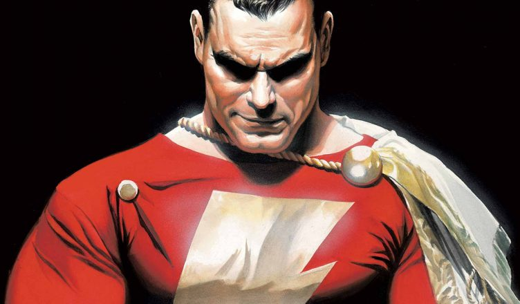Shazam / Kapitan Marvel DC Comics