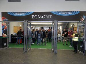 Stoisko Egmontu