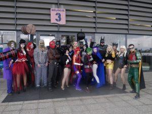 Cosplayerzy z DC Comics