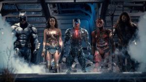 Liga Sprawiedliwości w pełnym składzie