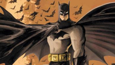 Batman świt mrocznego rycerza