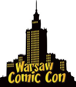 logo warsaw comic con