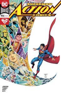 Action Comics #994