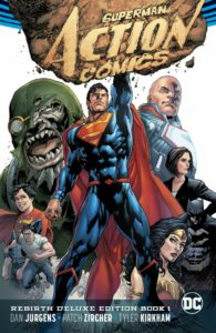 Action Comics: Rebirth Deluxe Edition Book 1