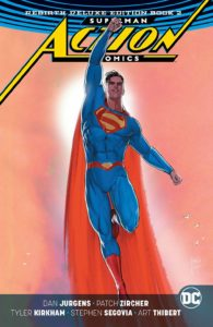 Action Comics: Rebirth Deluxe Edition Book 2
