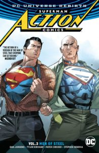 Action Comics Vol. 3: Men of Steel