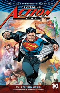 Action Comics Vol. 4: The New World