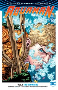 Aquaman Vol. 1: The Drowning