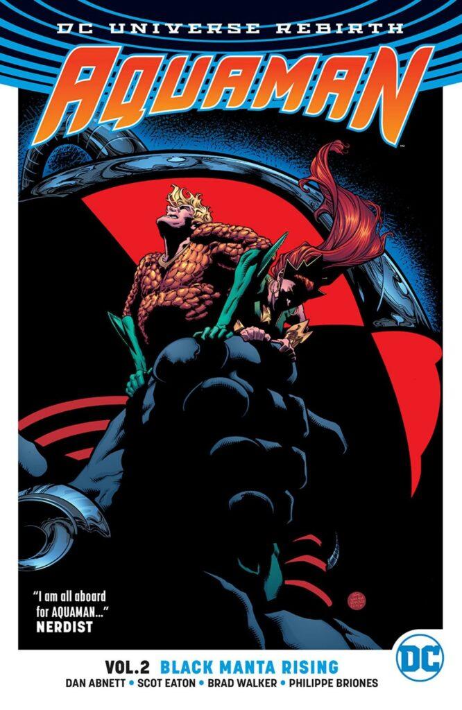 Aquaman Vol. 2: Black Manta Rising