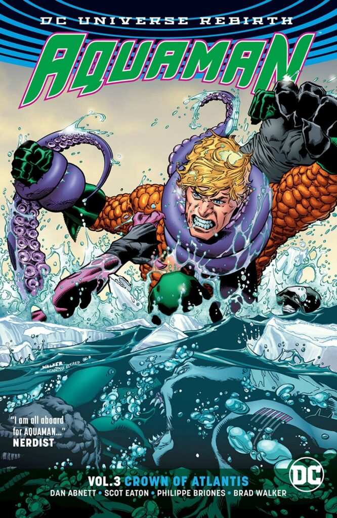 Aquaman Vol. 3: Crown of Atlantis