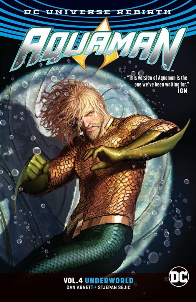 Aquaman Vol. 4: Underworld