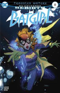 Batgirl #12