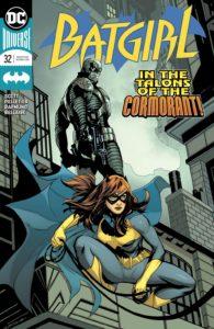 Batgirl #32
